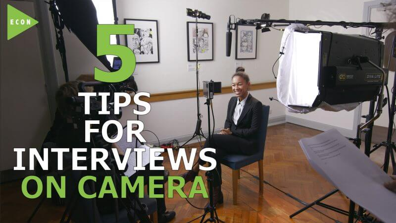 Econ Films give tips