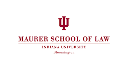 Indiana University School of Law logo